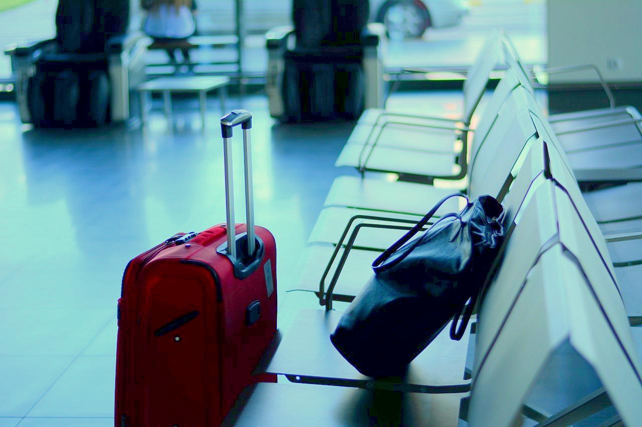 sala de asteptare aeroport