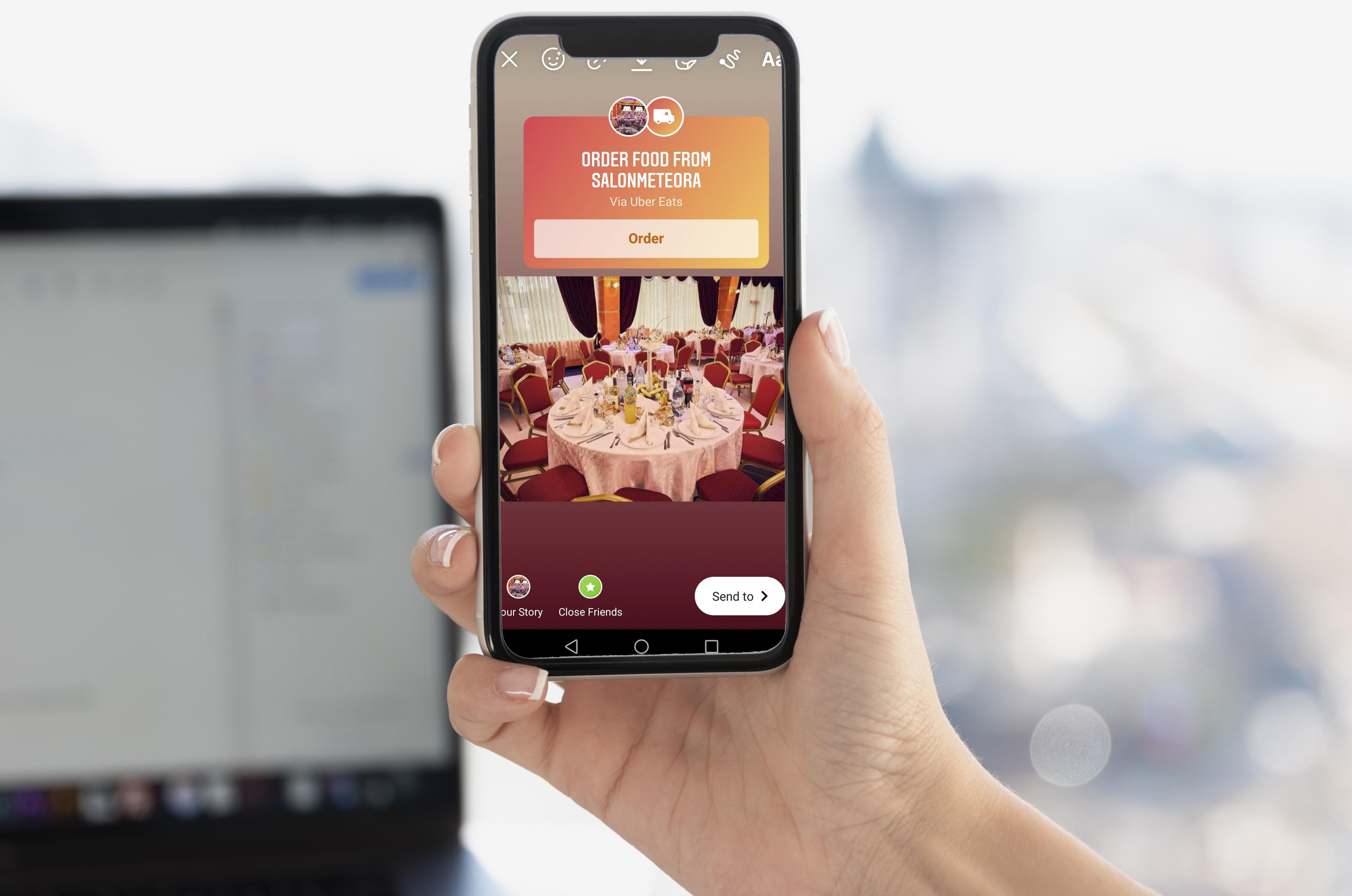 Cum ajută Instagramul restaurantele?