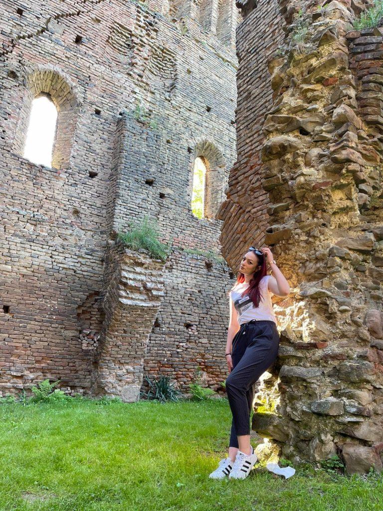 Cetatea Slimnic Sibiu - Adelena
