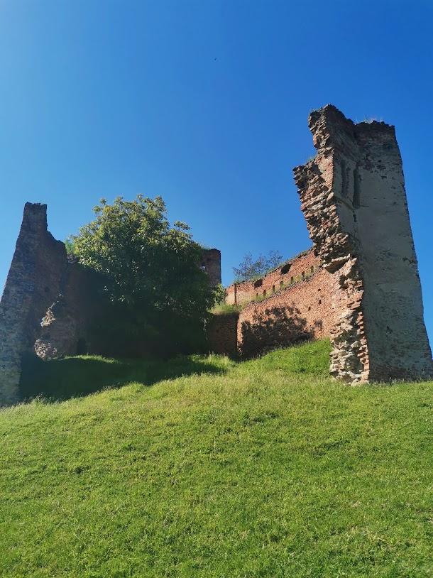 Cetatea Slimnic Sibiu - panorama